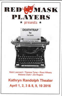 Deathtrap (2016)