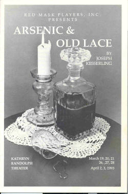 Arsenic and Old Lace (1993)