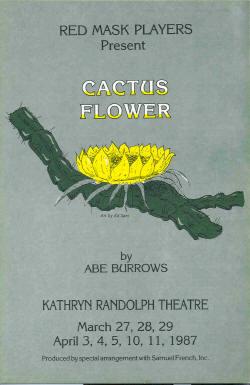 Cactus Flower (1987)