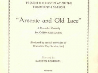 Arsenic and Old Lace (1950)