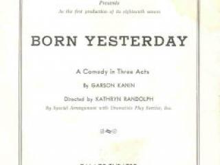 Born Yesterday (1954)