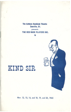 Kind Sir