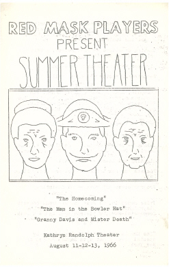Summer Theater 1966