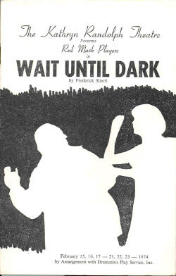 Wait Until Dark (1974)