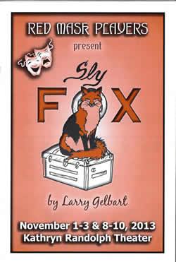 Sly Fox (2013)