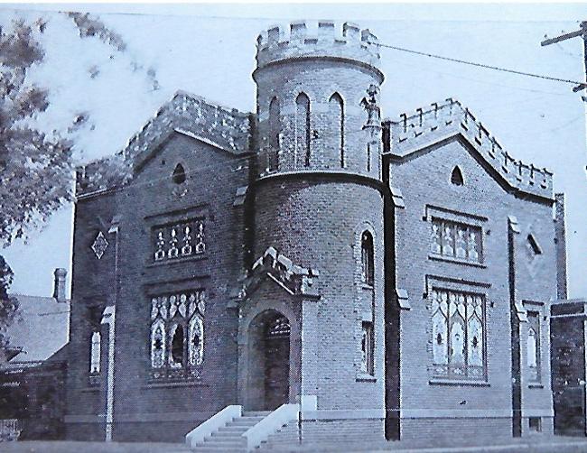 Immanuel Presbyterian Church 1912