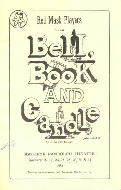 Bell, Book and Candle (1981)
