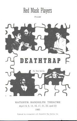 Deathrap (1983)