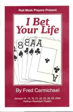I Bet Your Life