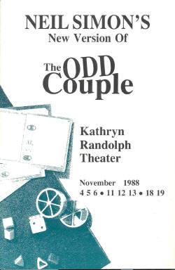 The Odd Couple (1988)