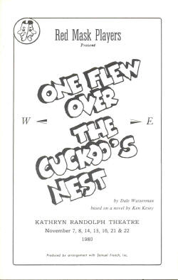 One Flew Over the Cuckoo's Nest (1980)