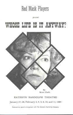 Whose Life Is It Anyway?