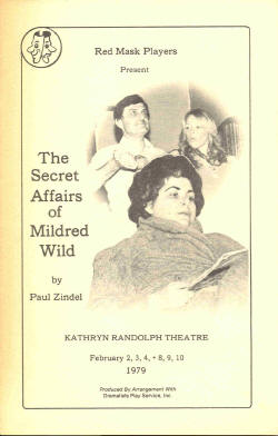 The Secret Affairs of Mildred Wild
