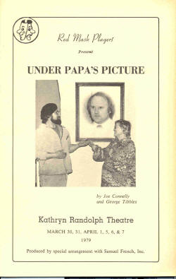 Under Papa's Picture