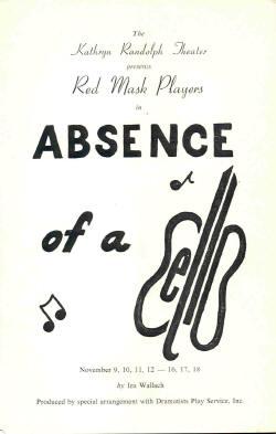 Absence of a Cello