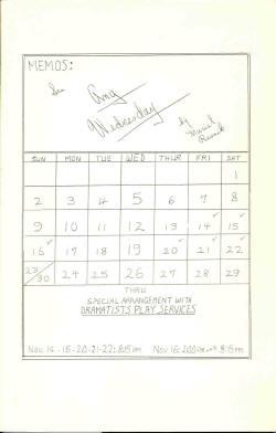 Any Wednesday 1969