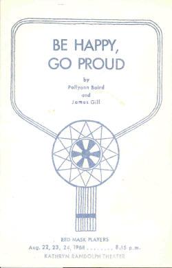 Be Happy, Go Proud