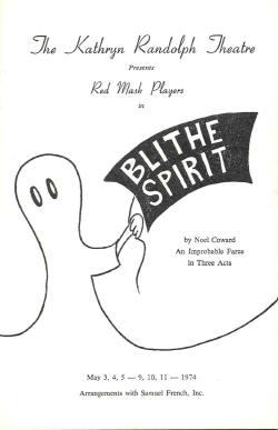 Blithe Spirit 1974