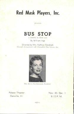 Bus Stop(1960)