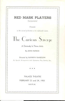 Curious Savage (1955)