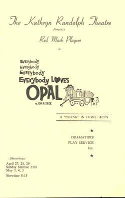 Everybody Loves Opal