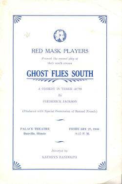 Ghost Flies South