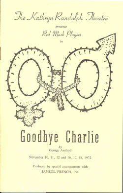 Goodbye Charlie (1973)