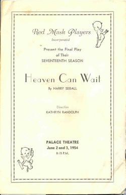 Heaven Can Wait (1954)