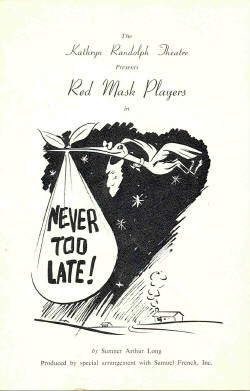 Never Too Late!1966