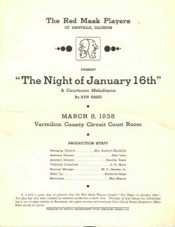 The Night of January 16th (1938)