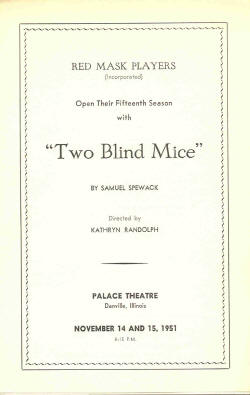 Two Blind Mice