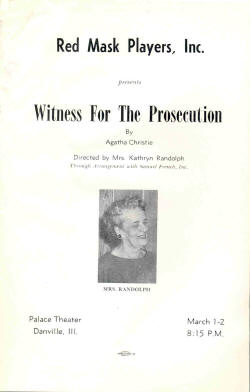 Witness for the Prosecution (1961)